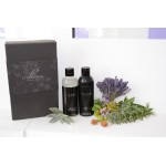Exclusive aroma set for body care